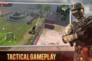 Ace Commando 1.0.11 Apk + Mod Free Shopping + Data for android