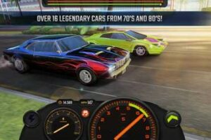 Racing Classics 1.02.0 Apk + Mod (Fuel/Money) for android