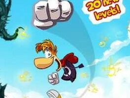 Rayman Jungle Run 2.4.3 Apk + Mod All Unlocked + Data