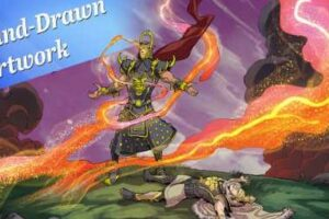 Shuyan Saga 1.0 Apk + Mod (Unlocked) + Data for android