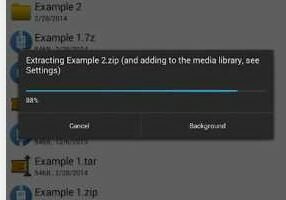 XZip – zip unzip unrar utility 0.2.9173 Apk for android